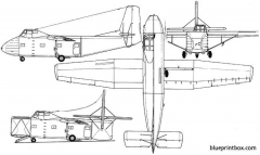 yakovlev yak 14 1947 russia model airplane plan