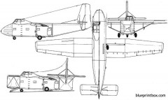 yakovlev yak 14 1947 russia model airplane plan