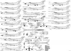 yakovlev yak 25 model airplane plan