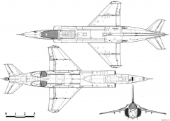 yakovlev yak 38m 2 model airplane plan