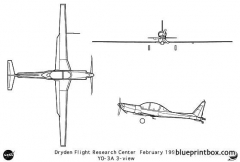 yo 3a model airplane plan