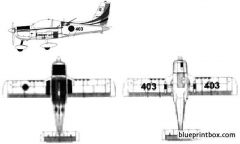 zlin z 242 l model airplane plan