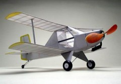 Amethyst Falcon model airplane plan