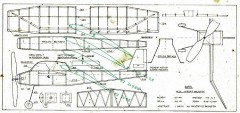 Datel model airplane plan