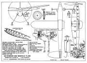 Streamline Wake p1 model airplane plan