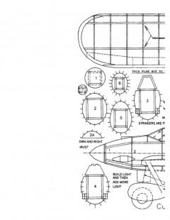 Xp31 model airplane plan