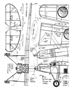 aeroa42 model airplane plan