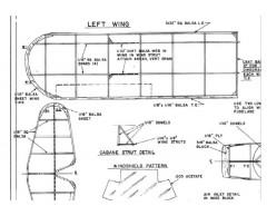 aeroncachief model airplane plan