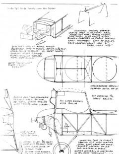 anatrad-s model airplane plan