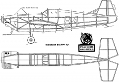 balbonie model airplane plan