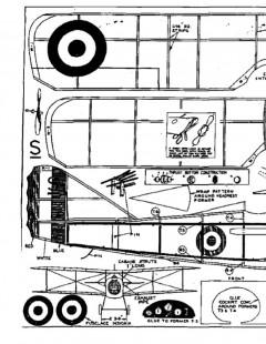 cometspad model airplane plan