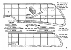 d5a 3 model airplane plan