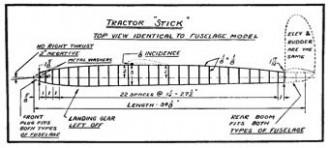 duplexp6 model airplane plan