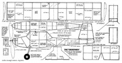 The Observer model airplane plan
