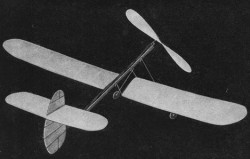 Condor model airplane plan