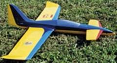 Aclis model airplane plan