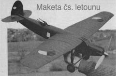 Aero A-42 model airplane plan