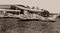 Aero A 14 model airplane plan