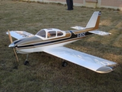 Aero Subaru 40 model airplane plan