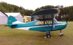 Aeronca 7 Champion model airplane plan