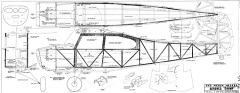Aeronca Champion 105in model airplane plan