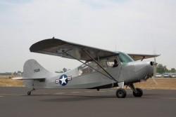 Aeronca L-16 model airplane plan