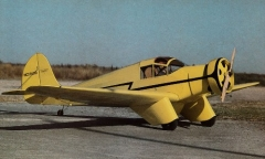 Aeronca LC model airplane plan