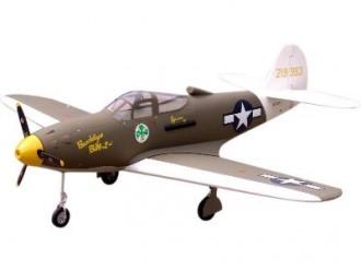 Airacobra model airplane plan