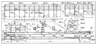 Aja model airplane plan