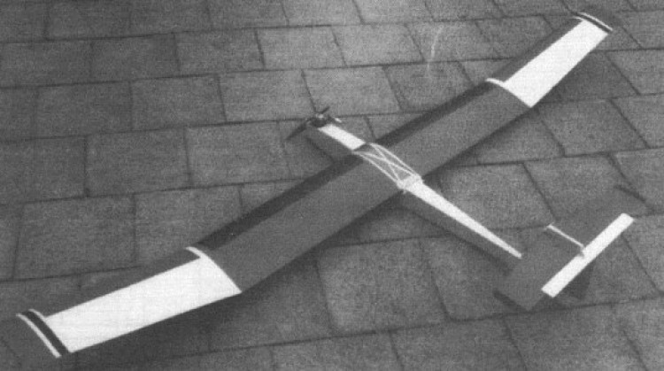Alf model airplane plan