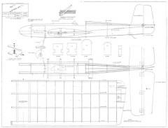 All Australian mk1 48in model airplane plan