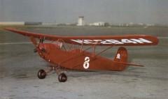 American Eagle Eaglet model airplane plan