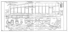 Ampel 7 model airplane plan