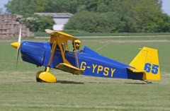 Andreasson BA-4B model airplane plan