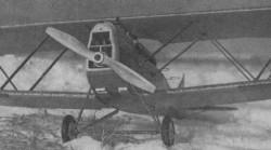 Ansaldo SVA 5 model airplane plan