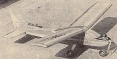 Apolo model airplane plan