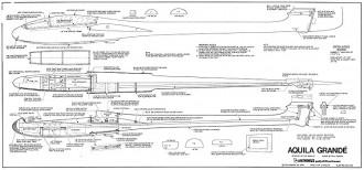 Aquila Grande model airplane plan