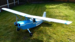 Armar Gorrion model airplane plan