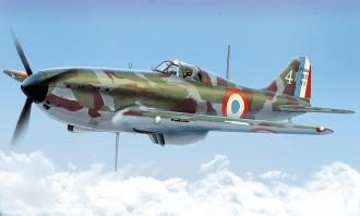 ARSENAL VG - 33 model airplane plan