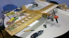 Aspirante 1 model airplane plan