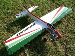 Aspirante 2 model airplane plan