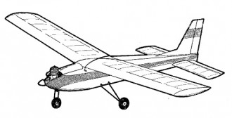 Atlas model airplane plan