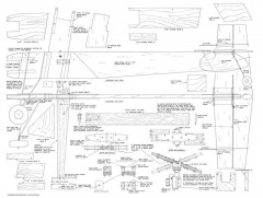 Autogiro-AM 04-65 model airplane plan