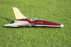 Jetstream model airplane plan