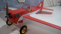 Lisa model airplane plan