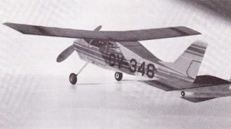 Bede 4 model airplane plan