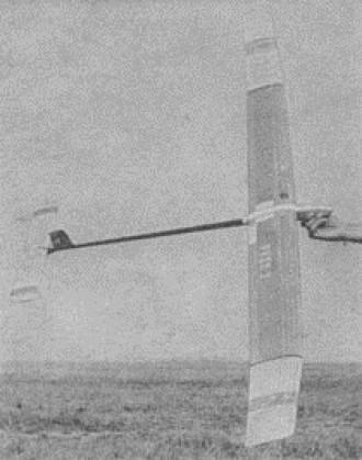 Bejbi model airplane plan