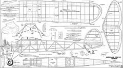 Beryloid Trophy Winner model airplane plan