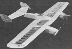 Blackhawk model airplane plan