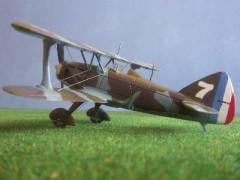 Bleriot 510 model airplane plan
